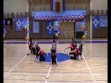 Чемпионат по йоге школы Гуру Ар Сантема 2012. Кировская команда